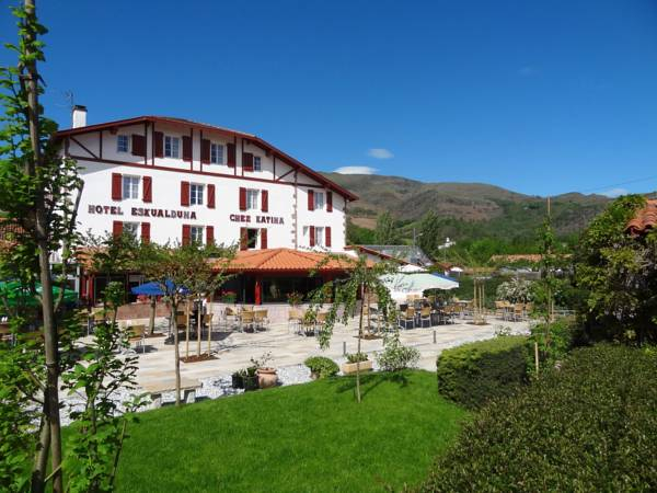 Hotel Eskualduna Chez Katina, Pyrénées-Atlantiques
