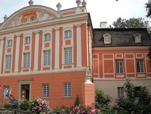 Palac Kurozweki, Staszów