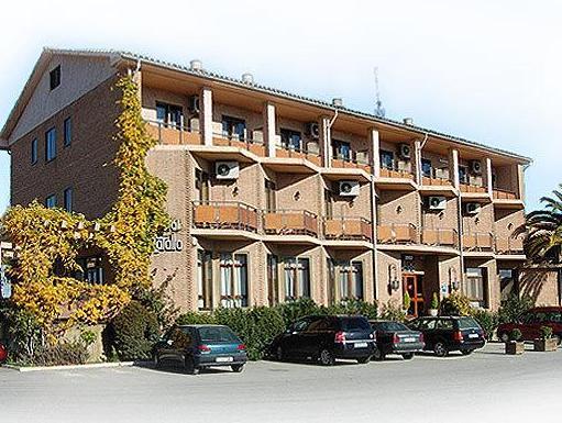 Hostal Tafalla, Navarra
