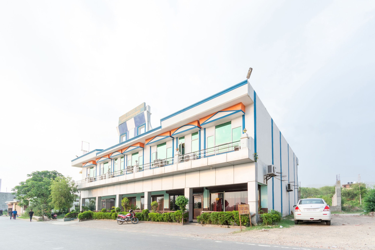 OYO 44199 Hotel Crossroads, Solan