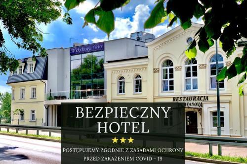 Hotel Nadodrzanski Dwor - Nowa Sol, Nowa Sól