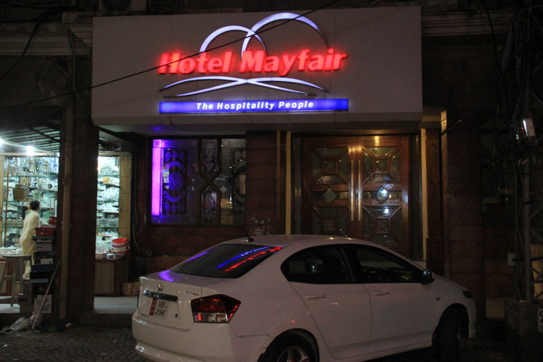Hotel Mayfair, Lahore
