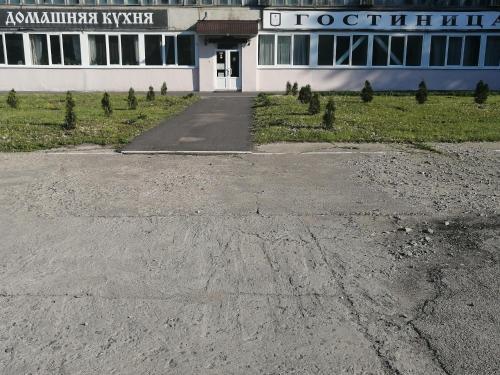 Отель Ливны Пластик, Livny