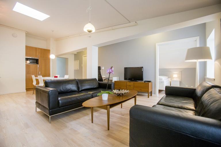 City Housing - Sølvberggata 17 - Holgersen Apartments, Stavanger
