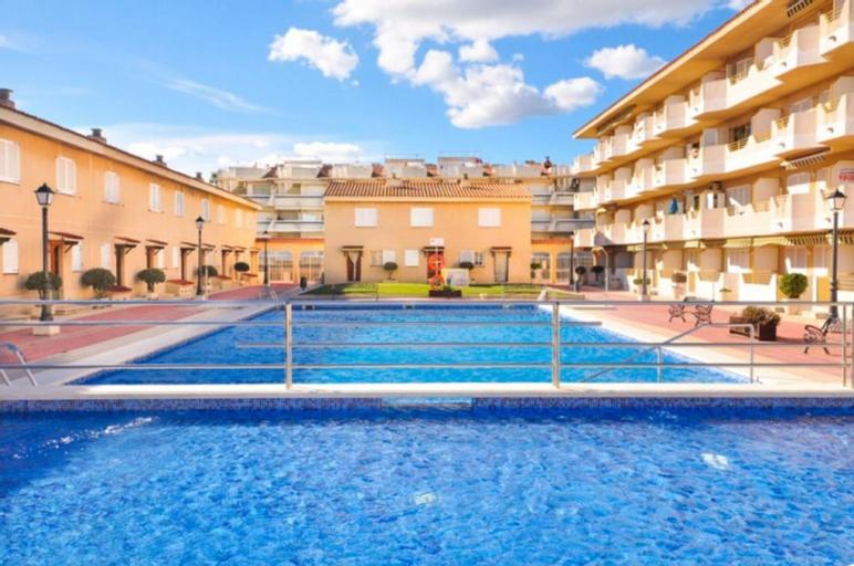 Apartamento Vista a la Piscina Para 6 Personas en Cambrils, Tarragona