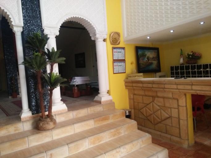 Hôtel le V. Rocher, Ain Semara
