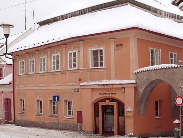 Penzion Konselsky Senk, Domažlice