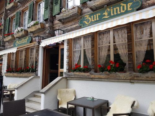 Hotel-Restaurant-Linde, Interlaken