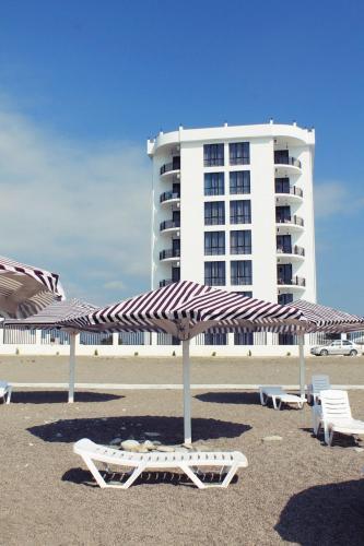 Hotel Paradise Beach, Gagra