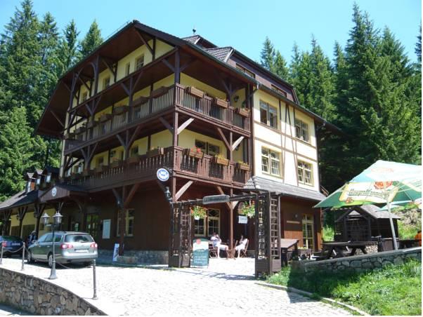 Hotel Modrava, Klatovy