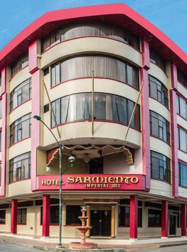 Hotel Sarmiento Imperial, Pastaza