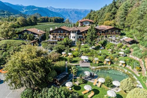 Alpwellhotel Burggrafler, Bolzano