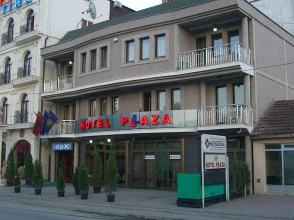Hotel Pllaza, Priština