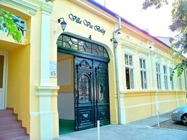 Villa Via Becej, Bečej