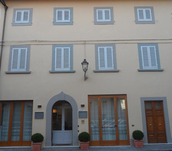 Albergo Giugni, Prato