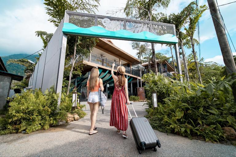 Aman Tioman Beach Resort, Mersing