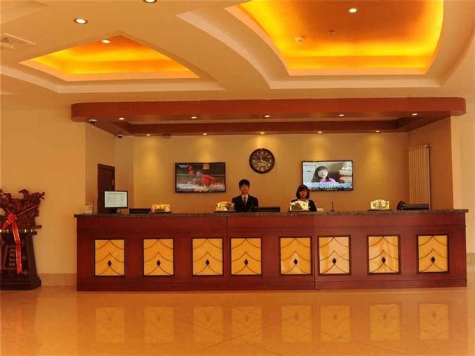 GreenTree Inn Weifang Gaomi Liqun Road  Minghao Business Hotel, Weifang