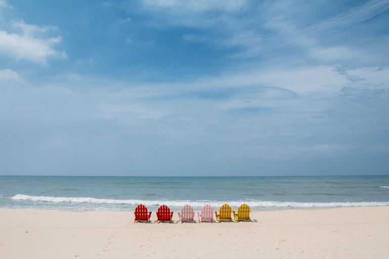 Lazi Beach - Mom Da Chim Resort, La Gi