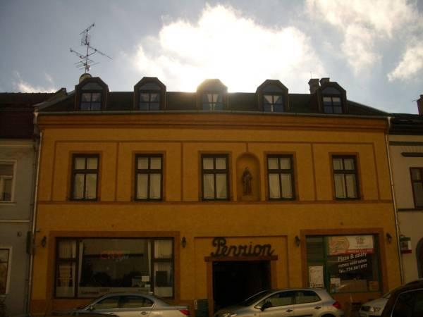 Penzion u Antonicka, Prostějov