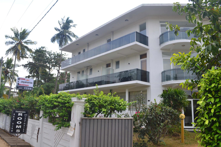 Villa Jayananda, Dickwella