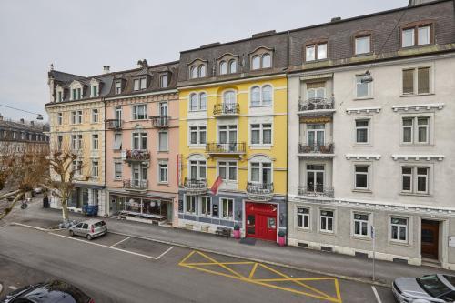 Bahnhof Apartments, Solothurn