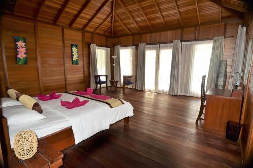 Sali Bay Resort, South Halmahera