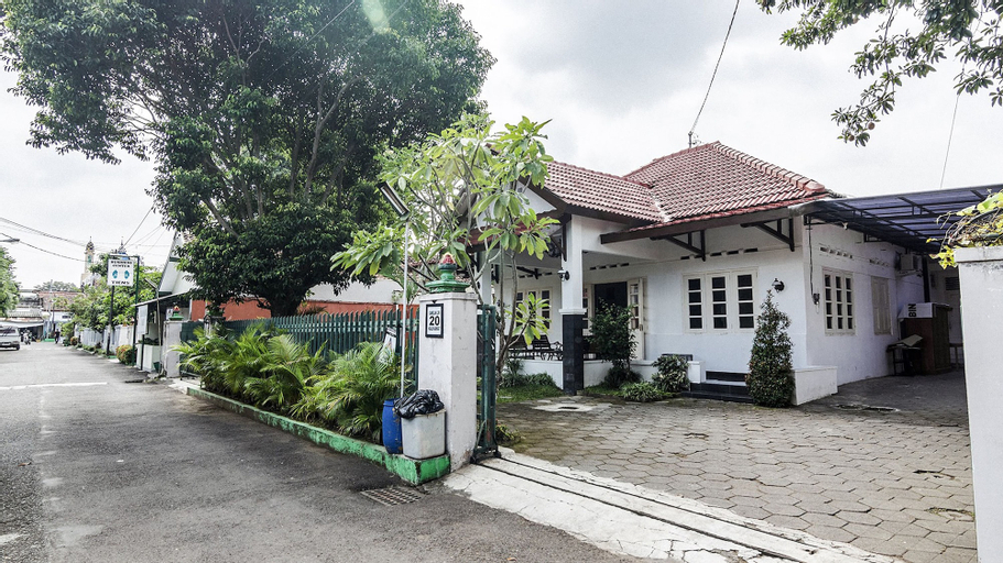 Ndalem Sarengat, Yogyakarta