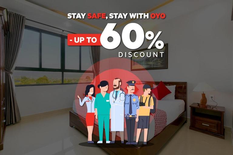 OYO 911 Tebet Residence, South Jakarta