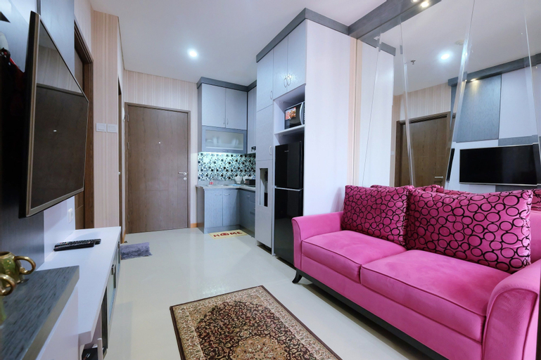 Deluxe And Comfortable 2BR Northland Ancol Residence Apartement, North Jakarta