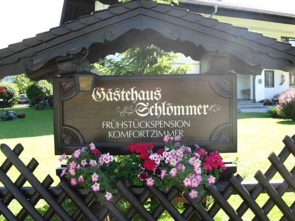 Pension Schlommer, Salzburg Umgebung
