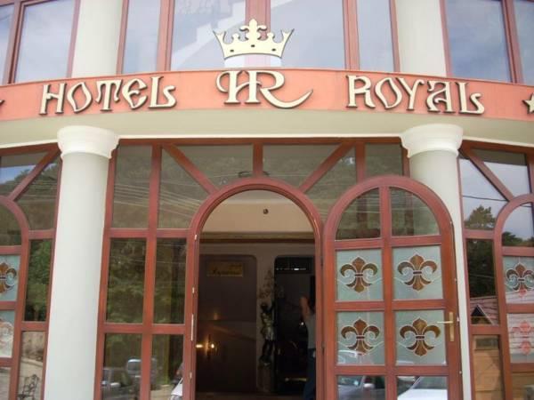 Hotel Royal, Zalau