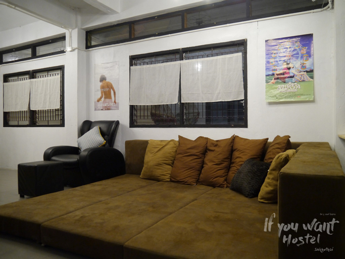 If you want hostel Sukhothai, Muang Sukhothai