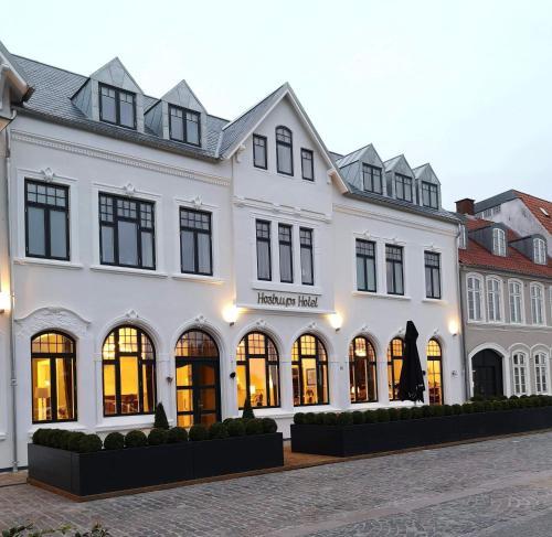 Hostrups Hotel, Tønder