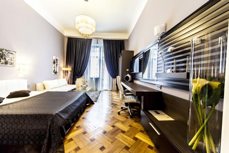 Matei Corvin Apartments, Cluj-napoca