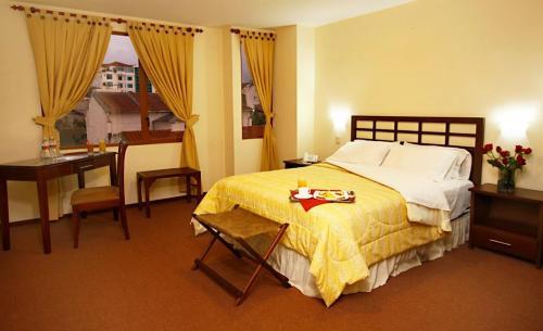 Hotel San Sebastian Loja, Loja