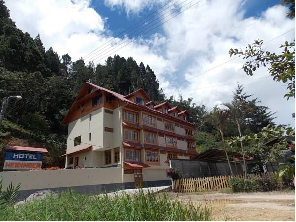 Hotel Heidinger, Oxapampa