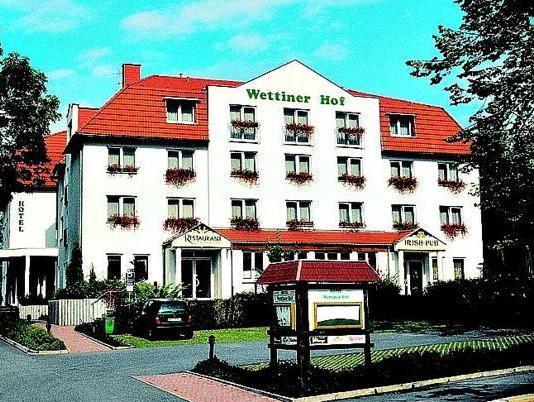 Meister BAR HOTEL Wettiner Hof, Zwickau