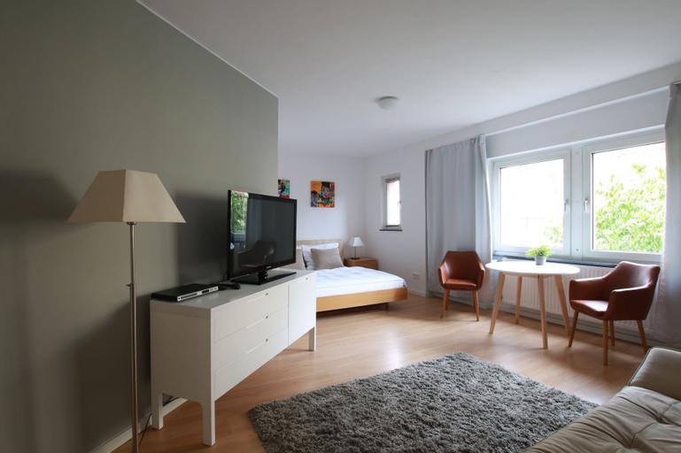 Arthouse Apartments im Belgischen Viertel, Köln