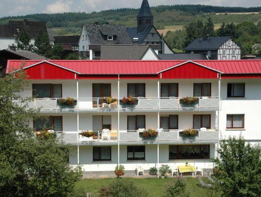 Pension Burk, Marburg-Biedenkopf