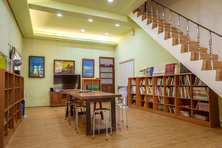 Lihebo Book House, Changhua