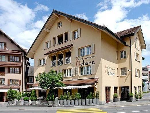 Hotel Ochsen, Zug