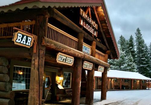 Historic Tamarack Lodge & Cabins, Flathead