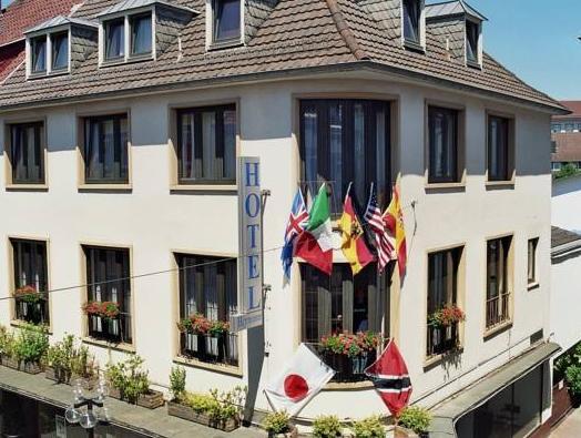 Hotel Heymann, Kaiserslautern