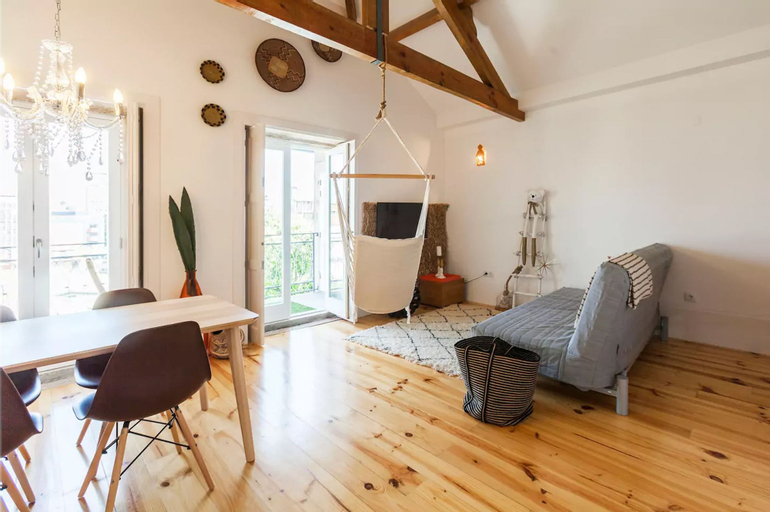Boutique Rentals - Boho Chic Apartment, Porto