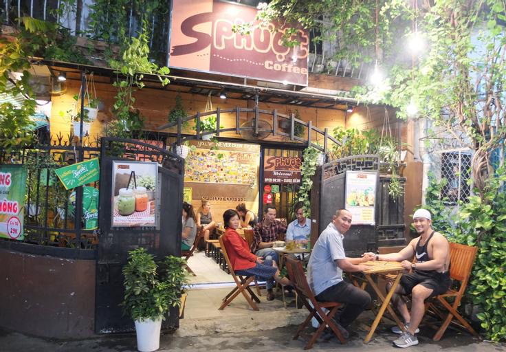 S Phuot Coffee & Homestay, Gò Vấp