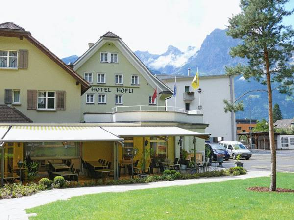 Hotel Hofli, Uri
