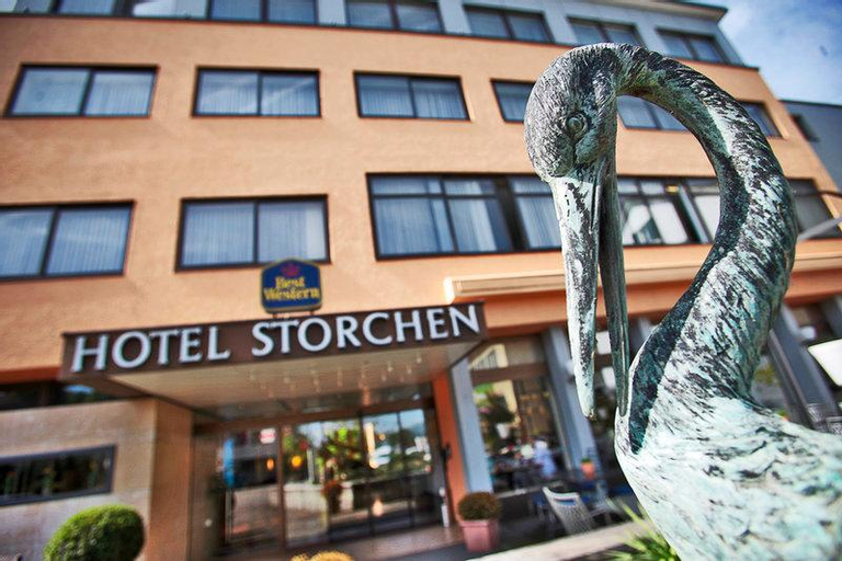 Hotel Storchen (Pet-friendly), Olten
