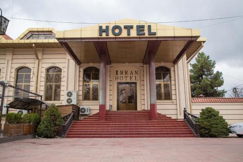 Imran Hotel, Tashkent City
