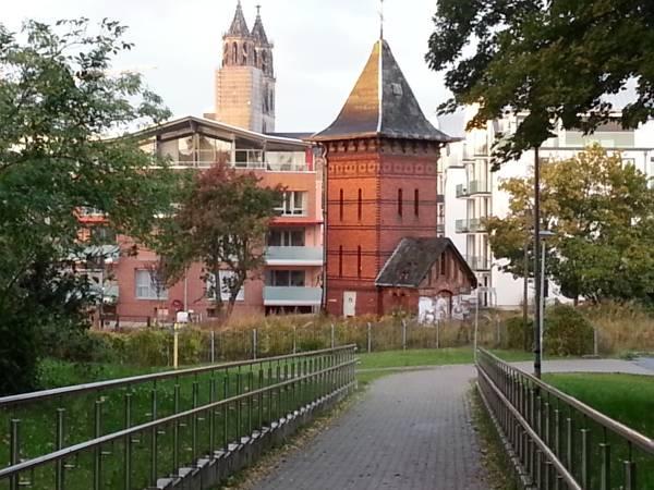 Aaron - Privatunterkunft, Magdeburg