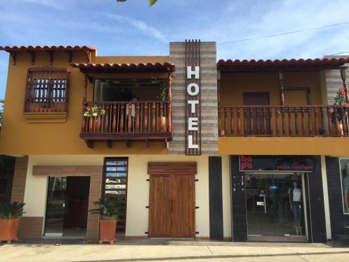 Bapa Hotel Colonial, La Jagua de Ibirico
